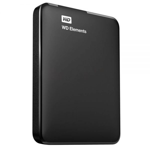 WD HDD 1 TB Element 2.5in