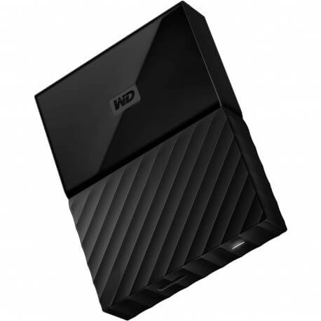 WD HDD 4 TB My Passport 2.5in