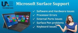 MS Surface Support Services