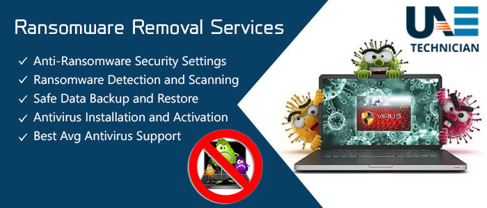 Ransomware Removal Services