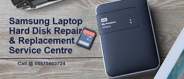 Samsung Laptop Hard Disk Replacement
