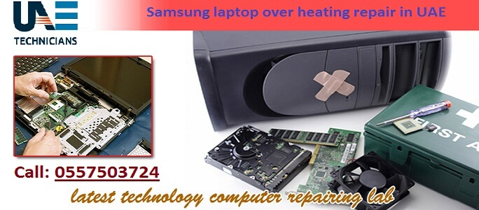 Samsung Laptop Heating Repair