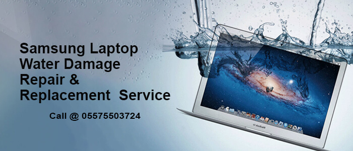 Samsung laptop Water Damage