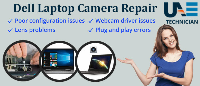 Dell Laptop Camera Repair