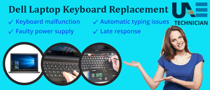 Dell Laptop Keyboard Replacement