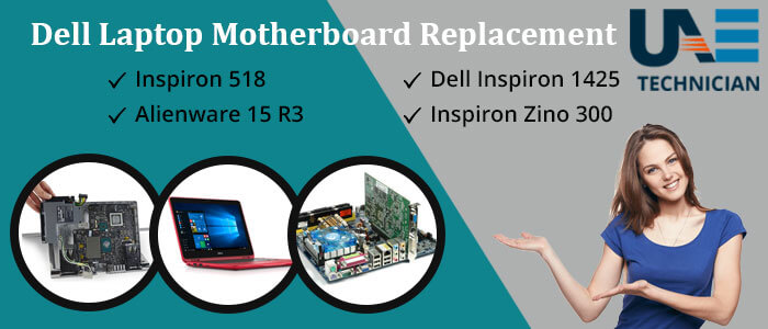 Dell Laptop Motherboard Replacement