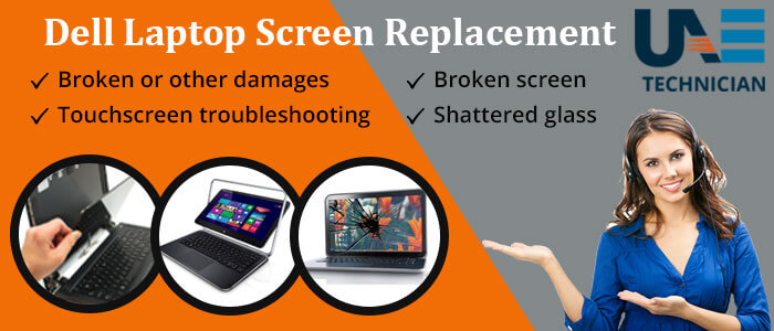Dell Laptop Screen Replacement