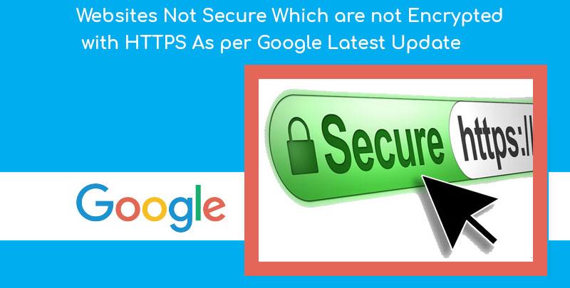 google http vs https banners