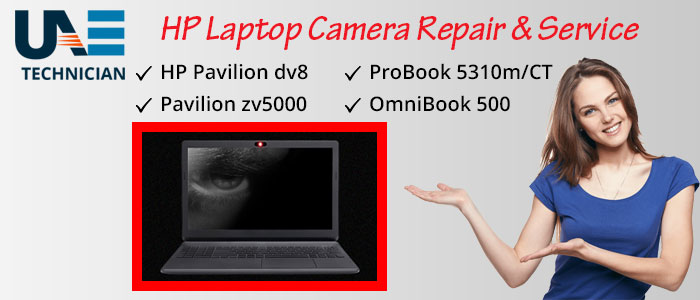 HP Laptop Camera Repair