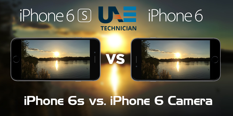 iPhone 6S Camera compares to the iPhone 6