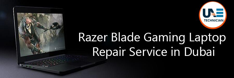 Razer Blade Gaming Laptop Repair