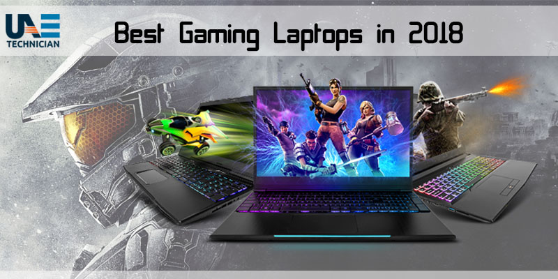 Best Gaming Laptops in 2018