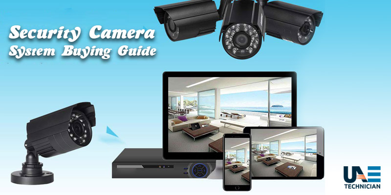 CCTV camera buying guide