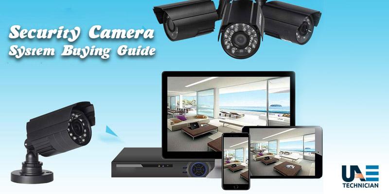 CCTV camera buying guide