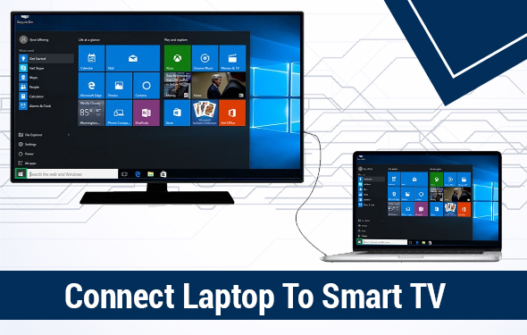 Connect Laptop To Smart TV