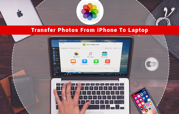 Transfer Photos From iPhone To Laptop