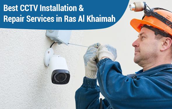 Best CCTV Installation & Repair Services in Ras Al Khaimah