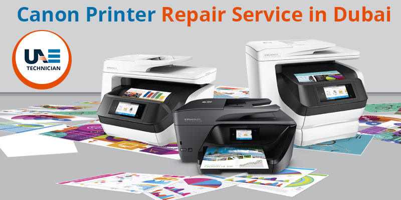 Canon Printer Repair Service in Dubai