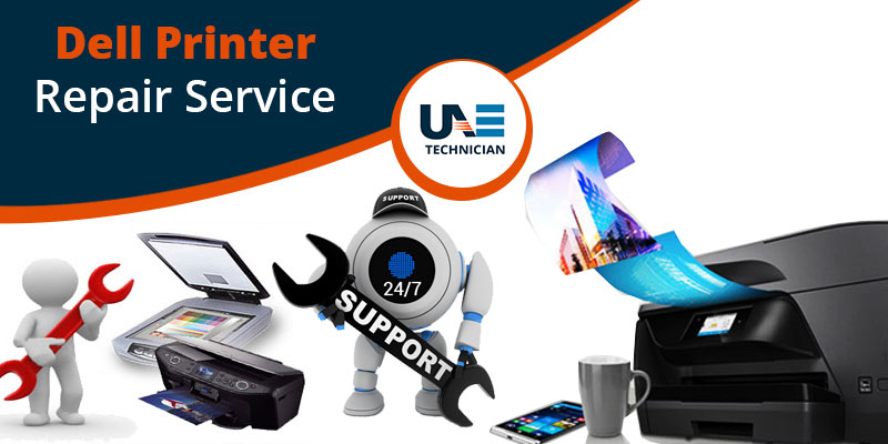 Dell Printer Repair Service in Dubai