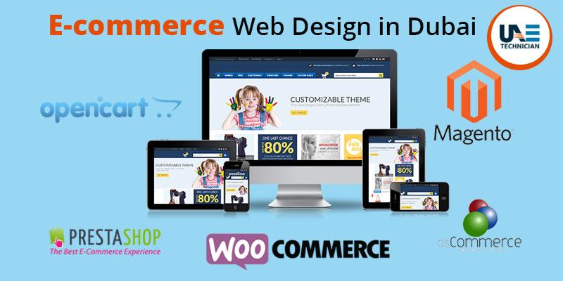 E-commerce Web Design in Dubai