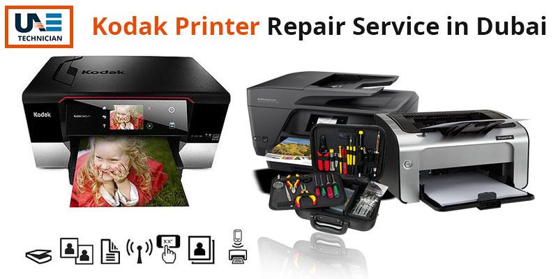 Kodak Printer Repair Service in Dubai