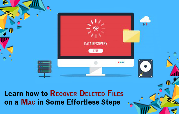Learn how to Recover Deleted Files on a Mac in Some Effortless