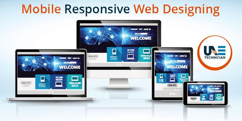 Mobile Responsive Web Designing