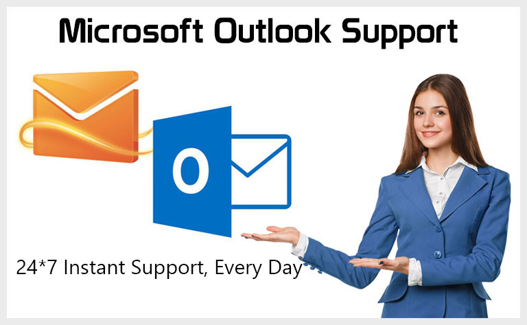 Outlook Support in Dubai