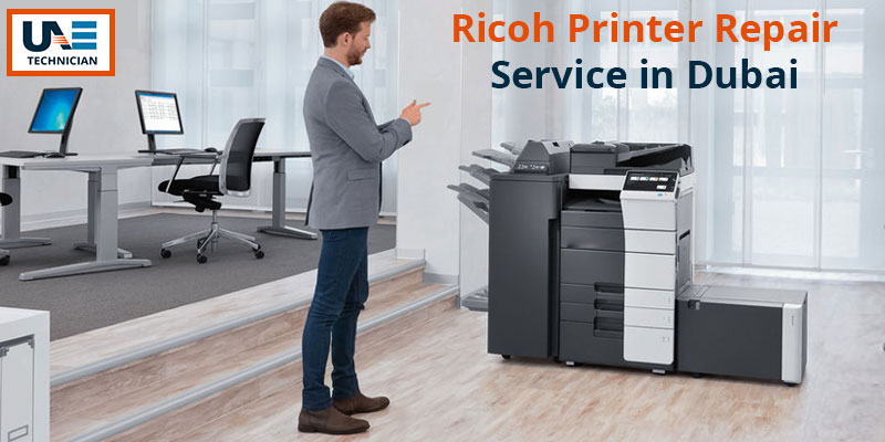 Ricoh Printer Repair Service in Dubai