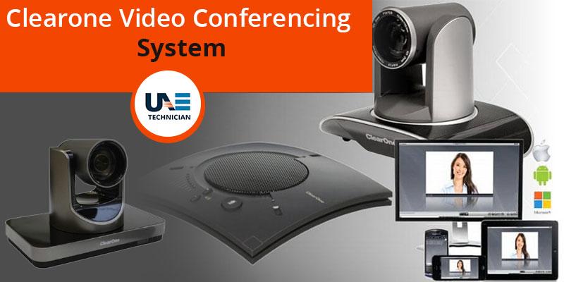 Clearone video conferencing in Dubai