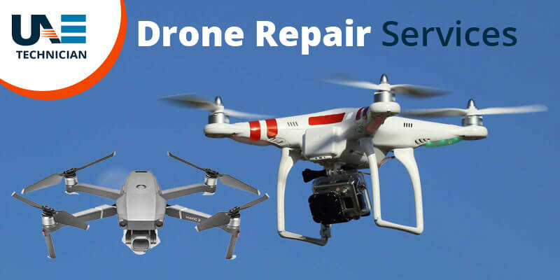 affordable drone repair services