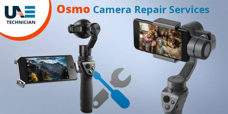 Osmo Camera Repair