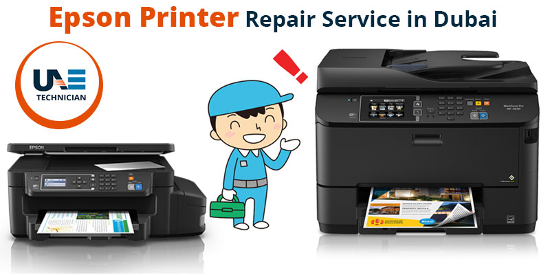 Epson Printer Repair Service in Dubai