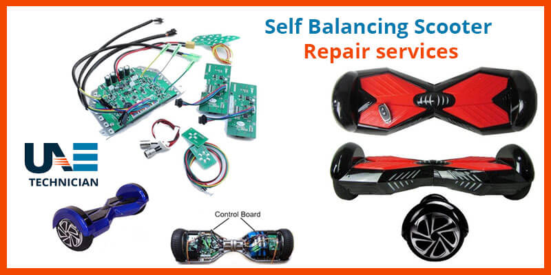 Balancing Scooter Repair services