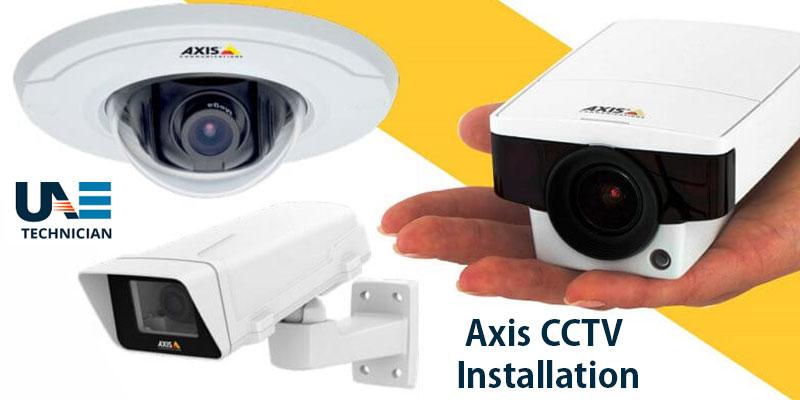 Axis CCTV Installation