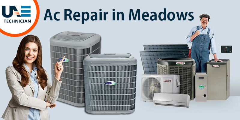 AC repair in MEADOWS