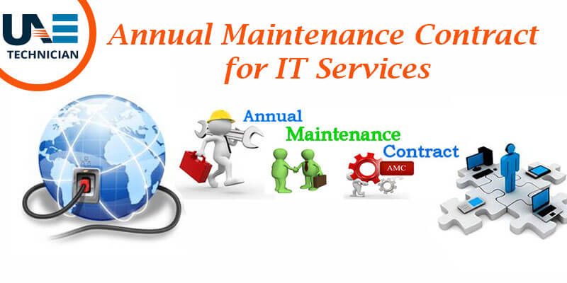 Annual Maintenance Contract for IT Services