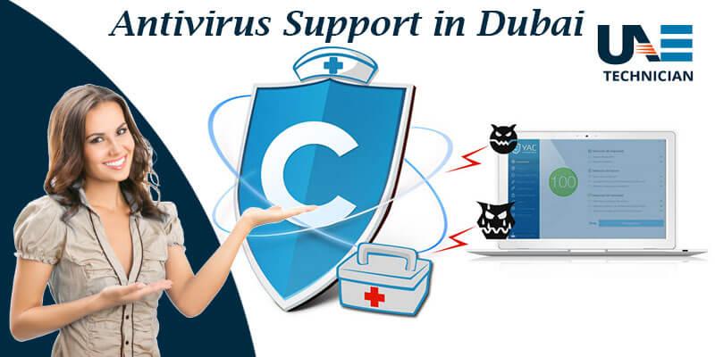 Antivirus Support in Dubai