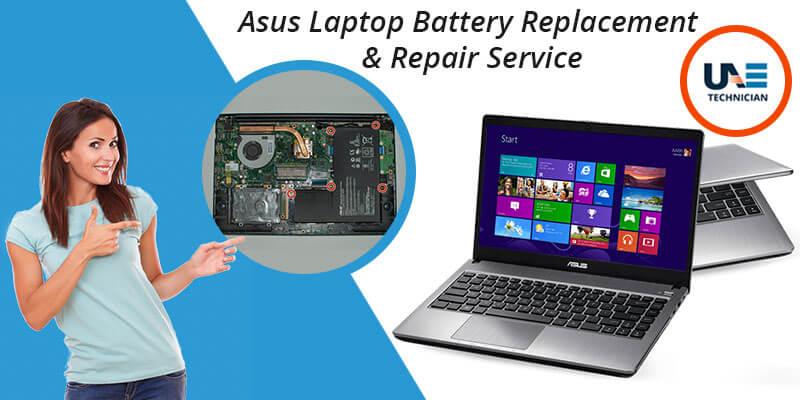 Asus Laptop Battery Replacement / Repair Service