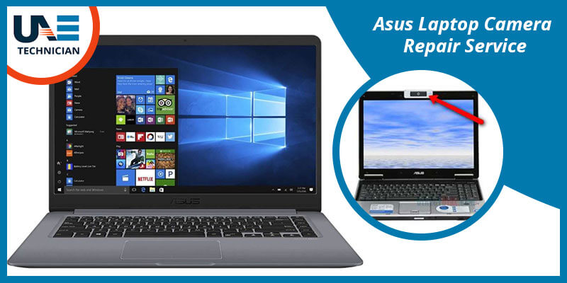 Asus Laptop Camera Repair Service