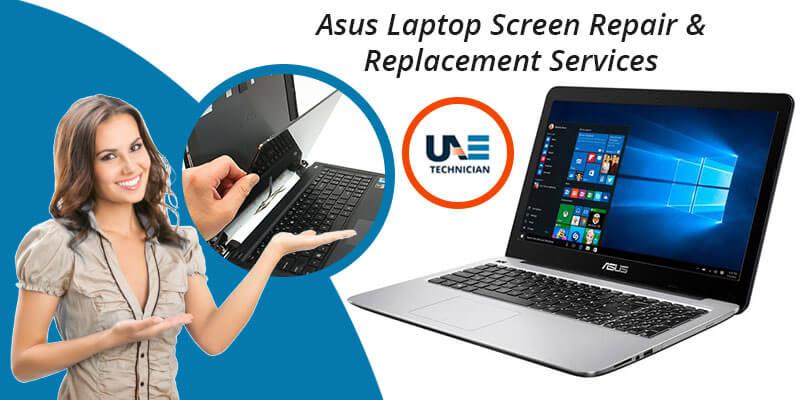 Asus Laptop Screen Repair & Replacement Services