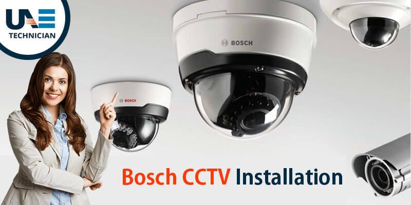 Bosch CCTV Installation