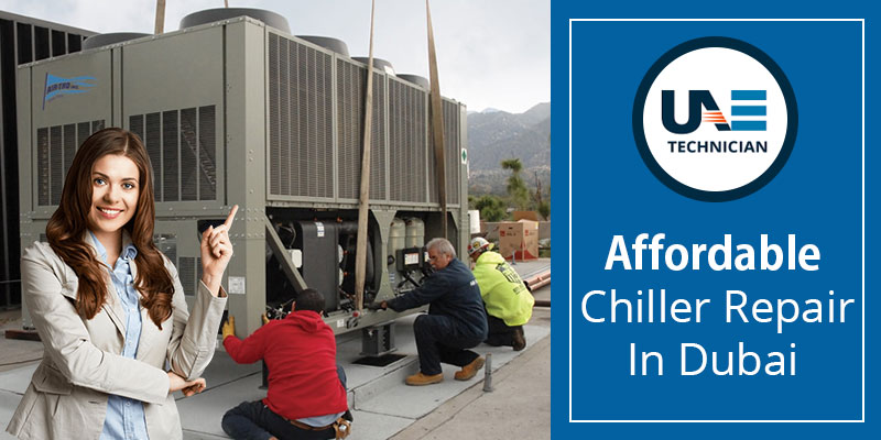 Chiller Repair In Dubai