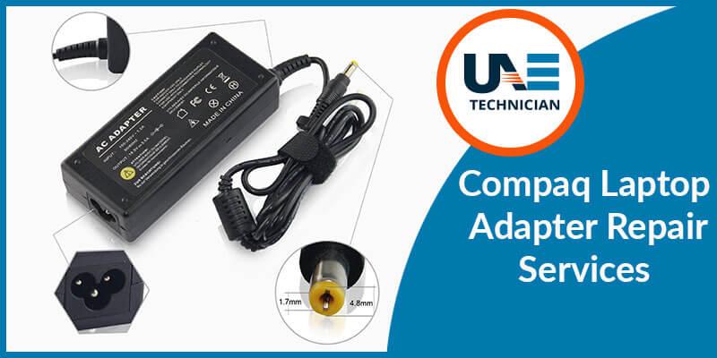 Compaq Laptop Adapter Repair Services