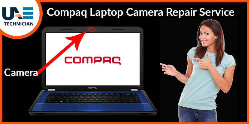 Compaq Laptop Camera Repair Service