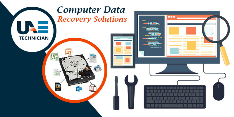 Computer Data Recovery Solutions
