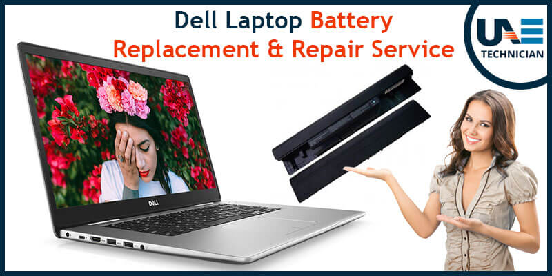Dell Laptop Battery Replacement & Repair Service