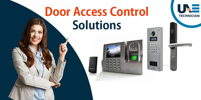 Get Door Access Control Solutions