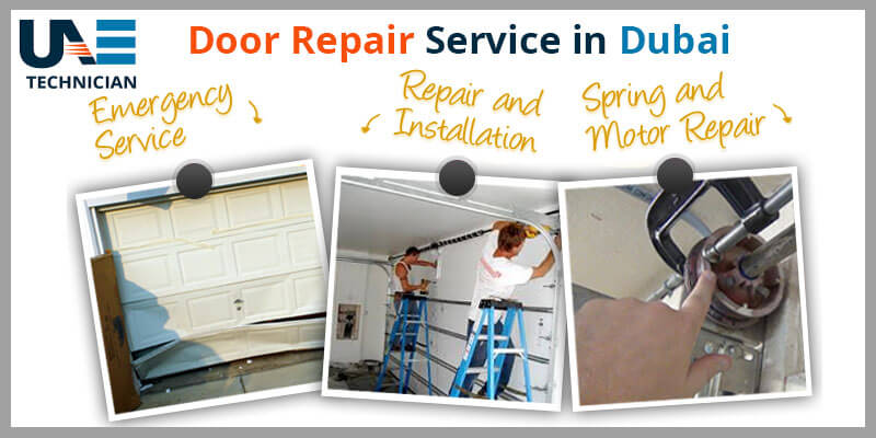 arage Door Repair Service Installation in Dubai