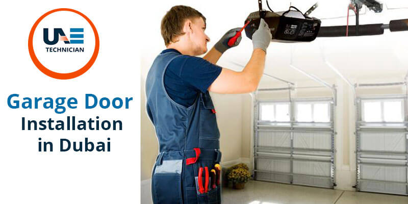 Garage Door Installation in Dubai